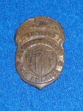 1940's Junior Justice Society of America Badge/Pin DC Premium Batman Superman