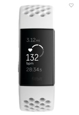 Fitbit Charge 3 Special Edition Wireless Activity & Heart Rate Tracker WHITE