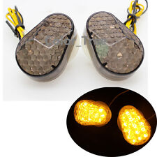 LED Turn Signal Blinker Indicator Light For Kawasaki Ninja ZX9R 1994-2003