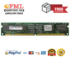 HP D6112A D6112-69001 256MB(4x64MB) 168-Pin 100Mhz 50NS ECC EDO DIMM KIT