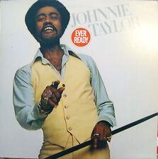 Johnnie Taylor Ever Ready 8 Track Vinyl LP