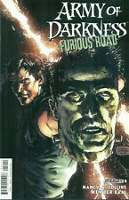 Army Of Darkness Furious Road #5 Collins Baal Evil Dead Variant A Dynamite 2016