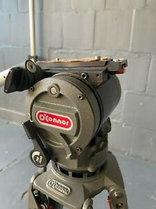 Oconnor 1030 Head with 35A Tripod Legs - Great Condition!