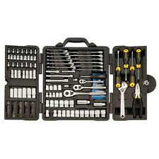 Stanley 176 Piece Tool Kit With Carry Case