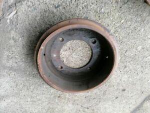 1 x Bremstrommel für Wartburg 353 DDR gebraucht -- guter Zustand -- ----