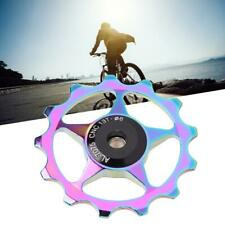 Bicycle Rear Derailleur Pulley Aluminium Alloy Accessories 13T for Mountain Bike