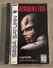 Resident Evil for Sega Saturn Complete