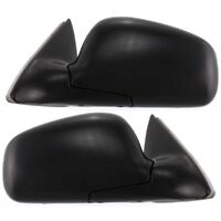 New Driver & Passenger Side Heated Power Mirror Set For 03-08 Lincoln Town Car