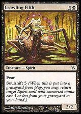 Crawling Filth FOIL NM Betrayers Of Kamigawa MTG Magic Cards Black Common