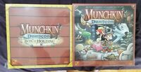 Munchkin Dungeon Board Game And Box Of Holding Kickstarter Exclusive CMON Pledge