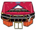 Switlik MD-2 6200-6 Boat Yacht Offshore 6 Person Liferaft and Mount