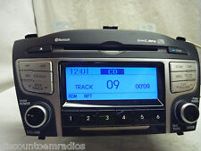 10 11 12 13 Hyundai Tucson Radio Cd MP3 Player XM 96160-2S130TAN CE8278