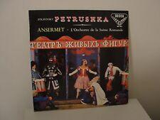 Stravinsky - Petrushka (Ansermet) - Decca Speakers Corner 180g LP