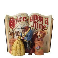 Disney Love Endures Bell & Beast Beauty & Beast Storybook Figurine 4031483
