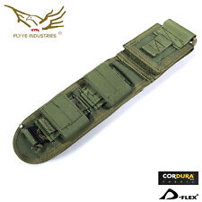 Flyye Long Knife Pouch Molle Pouch Tactical Bag Army Combat Gear Olive PH-C022