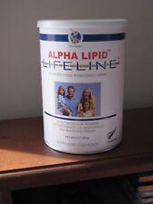 Alpha Lipid Lifeline 450gm tin (Colostrum) New Image International