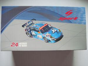1:18   SPARK   Porsche 997 GT3 RSR  Flying Lizard Porsche       IMSA    Le mans