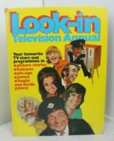 Look-in Television annual 1972 published by ITV