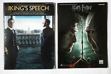 King's Speech Piano Solo + Harry Potter & The Deadly Hallows Part 2 Piano Solo