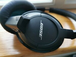 Bose AE2w Headband Wireless Headphones - Black