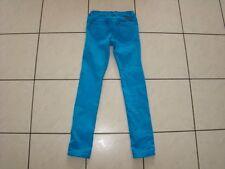 S.OLIVER SURI Jeans 146 Stretch HOSE Mädchen Girl SKINNY Gummizug blau w NEU