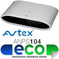 Avtex ANPS104 12v Digitial TV Freeview Antenna Aerial Signal Amplifer Booster