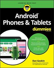 Android Phones and Tablets for Dummies-Dan Gookin