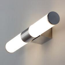 Modern 8w LED 230v Muro Bagno Specchio Lampada frontale Illuminazione vera 4