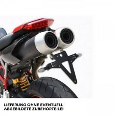 Support de plaque d'immatriculation DUCATI HYPERMOTARD 796/1100 s, heckumbau réglable, tail tidy