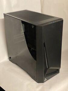 Antec DP301M Dapper Dark Phantom Gaming Case with Window, Micro ATX (BAN04)