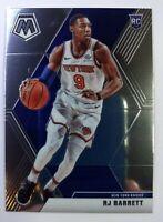 2019-20 Panini Mosaic RJ Barrett Rookie RC #229, New York Knicks