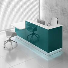 Linea 105 Reception Desk With Counter Top