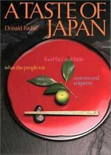 A Taste of Japan: Food Fact and Fable What the People Eat Customs and Etiquette