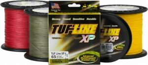 TUF-Line XP Green 20 lb Test 150 yards Green Braid Fishing Line