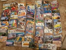 AUSTRALIA PHONECARDS x 97 USED AS SHOWN IN PHOTOS