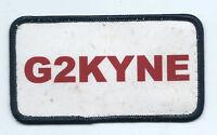 G2KYNE Vancouver WA patch 2-1/2 X 4-1/2 #570