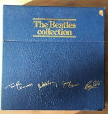 The Beatles Collection Blue Box UK BC-13 Vinyl LP Records Parlophone