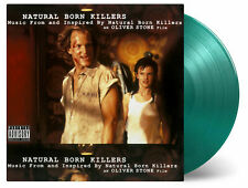 Natural Born Killers - Soundtrack GREEN COLOURED vinyl LP Trent Reznor