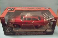 Fire Chie 1957 Chevy 150 Utility Sedan 1:18 Scale by  Highway 61 Collectible