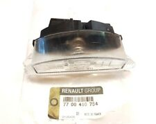 Genuine Rear Number Plate Lamp For Renault Clio II Twingo 7700410754