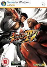 Street Fighter IV (PC) NEW & Sealed - Despatched from UK