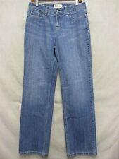 D3217 L.L. Bean Favorite Fit Straight High Grade Jeans Women 31x32
