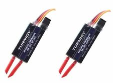 2x Turnigy Receiver Controlled Switch Relay TX RX RC Airplane Lighting Sound US