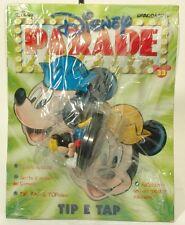 Disney Parade N°33 De Agostini figure da edicola Tip e Tap blister+fascicolo -TS