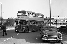 Rotherham Corporation Transport No.150 arriving at Doncaster CT depot Bus Photo