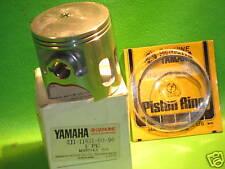 YAMAHA DT175 '80-81 PISTON AND RINGS SET STD.NOS OEM #3J1-11631-00-96