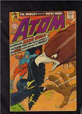 ATOM #37 VG (INTRO MAJOR MYNAH/HAWKMAN CAMEO) DC