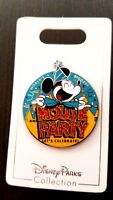 Disney Pin  World's Biggest Mouse Party Pin Mickey OE Anniversary  New