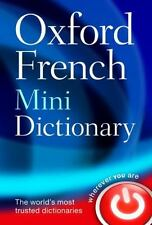 Oxford French Mini Dictionary-ExLibrary