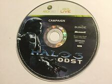 XBOX 360 CAMPAIGN DISC ONLY FOR HALO 3 ODST UK/EU PAL FORMAT